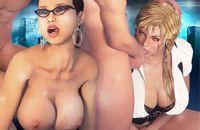 PC juegos de sexo con 3D interactivo porno