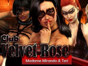 Club Velvet Rose juego flash de sexo