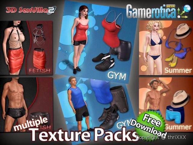 Descargar juegos porno 3D y simulaciones de sexo para