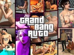 Grand Bang Auto juego de sexo GTA