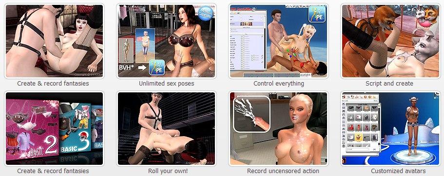 3d juego erotico: