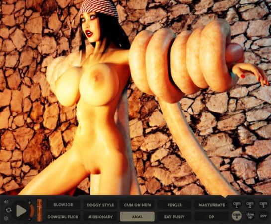 Descarga interactiva de juegos sexuales