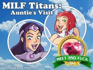 MILF Titans juego gratuito sexo MILF
