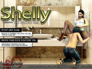 Shelly the escort girl puta gratis juego de adultos