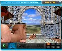 Sexo arabe castillo y chica virtual XXX