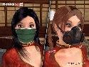 Mascaras fetiche en terapia sexual hentai juego
