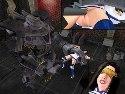 Robot grande folla chica de juegos hentai 3D