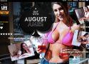 Ames agosto tetona en juegos de sexo de realidad