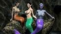 Sirenas tetonas sexy